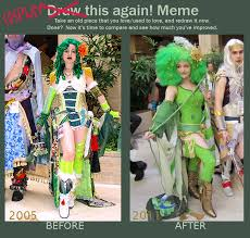 Cosplay Meme - cosplay this again meme by christadaelia on deviantart