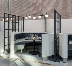 Industrial Interior Design Dutch Restaurant Flaunts Industrial Design With Rails Commercial