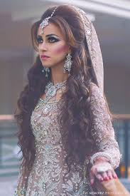 zara model hairstyles bridal collection 2015 2016 by zara shahjahan designers