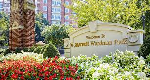 hotel in nw washington dc woodley park washington marriott