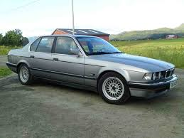 bmw 7 series 745i 1987 review specifications and photos u2013 bugatti