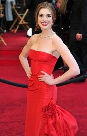 vote for your favorite red dress red lipstick look glamour
