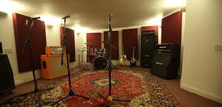 red room acoustically treated rehearsal rooms whitehouse studios