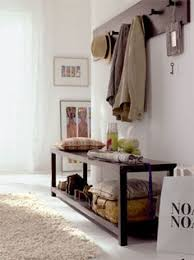 Tjusig Bench With Shoe Storage Tjusig Bench With Shoe Storage Black Bench Storage And Hall
