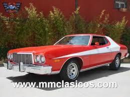 Starsky And Hutch Gran Torino For Sale Mm Clasicos Muscle Car Ford Gran Torino 1974 Starsky U0026 Hutch Youtube