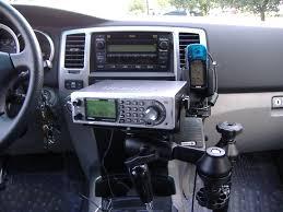 toyota 4runner radio anyone with cb ems radio in thier 4runner toyota 4runner forum