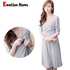 nursing dress emotion maternity clothes fashion maternity dresses pregnancy