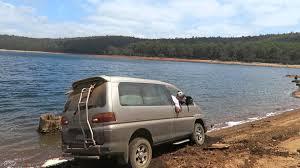 mitsubishi delica camper western australia perth 4x4 off road trip mitsubishi delica