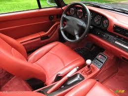 porsche red interior boxster red interior 1998 porsche 911 carrera cabriolet photo