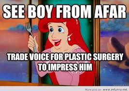 Ariel Meme - fun ariel