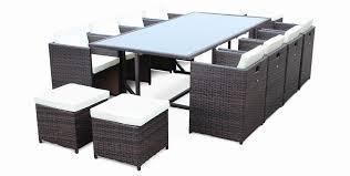 canape de jardin en resine tressee pas cher table de jardin 12 personnes pas cher lovely salon de jardin