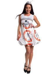 star wars episode 7 bb 8 womens costume star wars halloween costumes