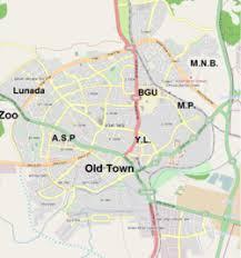 sheva israel map sheva wikitravel