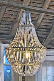 Big Iron Chandelier Wooden Beaded Chandelier Chandelier Models