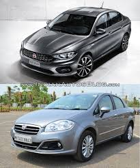 fiat linea vs fiat aegea old vs new