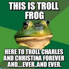 Forever And Ever Meme - this is troll frog foul bachelor frog meme on memegen