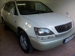 toyota lexus harrier 1998 toyota harrier 1998 year for sale in nicosia price 4 100 u20ac cars