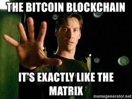The Matrix Meme - bitcoin meme matrix karmashares llc leveraging cryptocurrency to