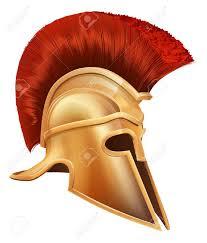 helmet clipart sparta pencil and in color helmet clipart sparta