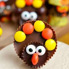 21 googly eye thanksgiving turkey treats that are almost