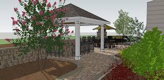 Residential Landscape Design by Residential Landscape Design Sponzilli Landscape Group