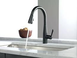 Single Faucet Kitchen Lovely Delta Brass Faucet Kitchen Faucets Delta Single Handle