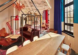 At Fancy Hostels Business Travelers Are Replacing Backpackers