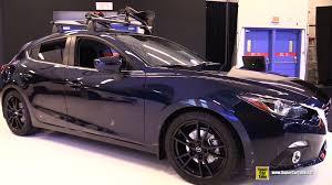 2015 mazda cars 2015 mazda 3 sport gt exterior and interior walkaround 2015