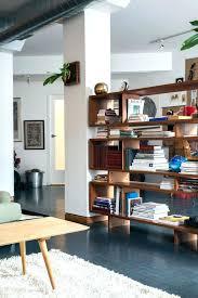 Expedit Room Divider Bookcase Bookcase As Room Dividers Diy Diy Bookshelf Room