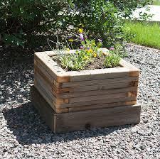 personalized flower pot repurposed flower pots custom by rushton llc