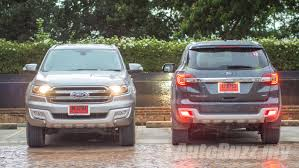 2016 Ford Everest 2016 Ford Everest 27 Autobuzz My