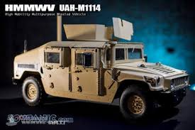 armored hummer 1 6 uah m1114 heavy armored hummer sand color only myr3578 00