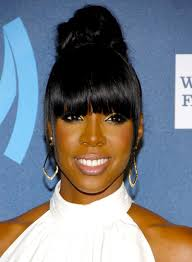 black hairstyles bun with bangs black hairstyles with bangs beauty riot