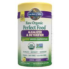 amazon com garden life organic meal replacement raw organic