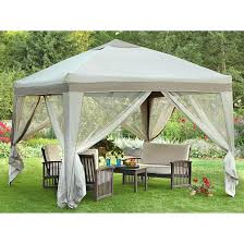Patio Gazebos And Canopies by Patio Room Designs Image Of Beauty Large Gazebo Canopy From Red