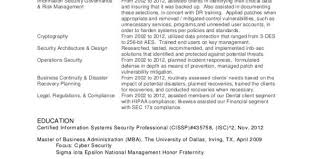 Information Security Analyst Resume Sample by Cyber Security Resume Buzzwords Cyber Security Resume Security