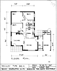 Floor Planning Free Baby Nursery House Building Drawing Plan Archers Butcher Block