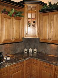 Mocha Kitchen Cabinets by Mocha Kitchen Cabinets Home Design Traditional Columbus By