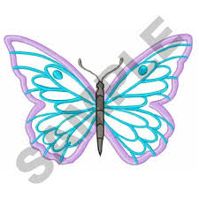 large butterfly applique embroidery designs machine embroidery