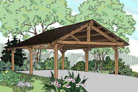 traditional house plans carport 20 062 associated designs