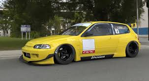 94 honda civic eg hatchback the honda eg pandem rocket bunny wide kit is now