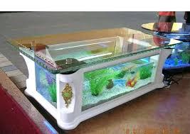 fish tank coffee table diy diy aquarium coffee table how to make a fish tank coffee table photo
