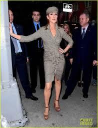 celine dion makes nyc her runway ahead of the met gala photo