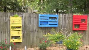 diy pallet projects to decorate your yard youtube