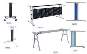 Office Desk Legs I Shape Metal Office Desk Leg China Mainland Furniture Legs