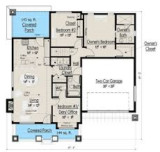 1200 square feet 1 story bungalow google search house plans