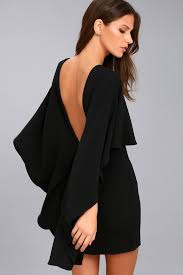 dress pictures chic black dress backless dress lbd 54 00
