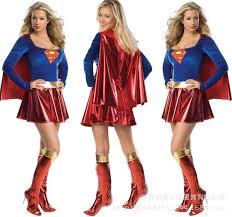 Superhero Halloween Costumes Women Wholesale Christmas Costume Cosplay Women Roseclubwear