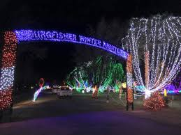 yukon ok christmas lights 10 must see christmas light displays in oklahoma
