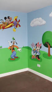14 best mickey minnie images on pinterest mice minnie mouse mickey mouse mural www custommurals co uk